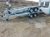 Niewiadow P380, trailer and semi trailer rental