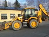 JCB 4CX, excavator loader