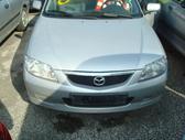 """Mazda 323F. Europa uab """"antras kvėpavimas"""" w.antraskvepavimas."""