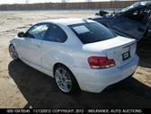 BMW 1 serija. Bmw 120d kupe dalimis  didelis naujų ir naudot...
