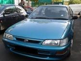 Toyota Corolla dalimis. 1990-97m 1.3, 1.6, 2.0d