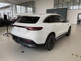 Mercedes-Benz EQC, visureigis