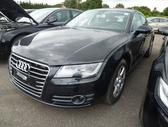 Audi A7 SPORTBACK. Automobilis dalimis