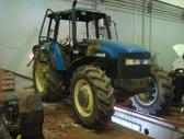 New Holland, 8560, Dalimis