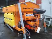 -Kita- Barstytuvas SOLID T5.0, sniego valymo mašinos
