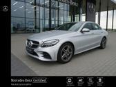 Mercedes-Benz C180, 1.6 l., sedans