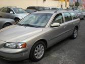 Volvo V70 for parts. 2.4 d4d  dyzelis