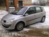 Renault Scenic dalimis