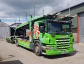 Scania P420, автовозы