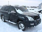 Toyota Land Cruiser. Detalių pristatymas i visus lietuvos