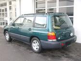 Subaru Forester. Turbo  europa iš šveicarijos(ch) возможна дос