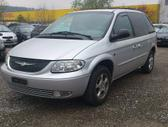 Chrysler Voyager. Is sveicarijos (( ch ))europa