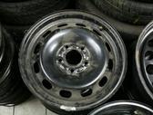 Volvo, plieniniai štampuoti, R15