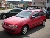 Nissan Almera. Europa iš šveicarijos(ch) возможна доставка в ru,