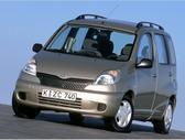 Toyota Yaris Verso. Naudotu ir nauju japonisku automobiliu ir