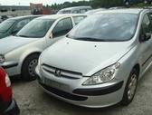 Peugeot 307. Europa, iš vokietijos. tel 8 5 2436774 8 699