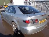 Mazda 6. Turime ir 2003m