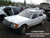 Mercedes-Benz 190 dalimis. Automobiliu dalys - mercedes-benz 1...