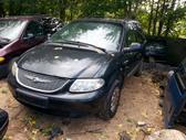 Chrysler Voyager. Amerikietiškų automobilių naudotos dalys ir