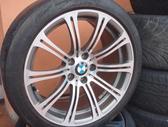 BMW BMW LA wheel, dual spoke 220, lengvojo lydinio, R19