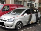 Toyota Corolla Verso dalimis. Forsunok netu