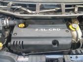 Chrysler Grand Voyager dalimis. 2.5 crd  variklis geras  yra