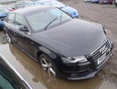Audi A4. Detalių pristatymas visoje lietuvoje per dpd arba privač