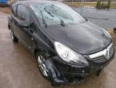 Opel Corsa dalimis. Automobiliu dalys - opel corsa 2009 1.4l
