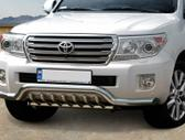 Toyota Land Cruiser. передняя дуга toyota land cruiser 200.