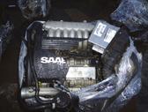 Saab 9-5. Variklis3l.su automatine pavarų dęže