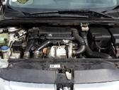 Peugeot 307 variklio detalės