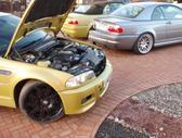 BMW M3. Bmw e46 m3 2001-2006m. dalimis  bmw e92 m3 2008m.