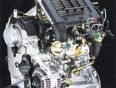 Toyota Yaris. Variklis dalimis naudotu ir nauju japonisku