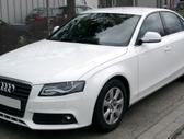 Audi A4. Naujų originalių automobilių detalių užsakymai