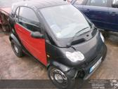 Smart Fortwo dalimis. Smart fortwo pure 2005 0.7 698cm3 49.6 b...