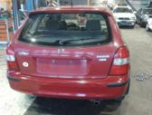 Mazda 323F dalimis. Europa iš šveicarijos(ch) возможна доставка