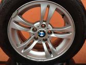 BMW, BMW LA wheel/double spoke 112, lengvojo lydinio, R17