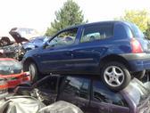 Renault Clio. 1.5dci geras variklis, geri purkštukai  didelis