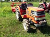 -Kita- Оптовая и розничная торговля японскими мини-тракторами, traktoriai