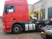 DAF 95XF, semi-trailer trucks
