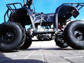 ATV Yeti 110cc, keturračiai / triračiai