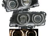 BMW 7 serija žibintai