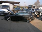 Mercedes-Benz CLK klasė dalimis. Europa.taip pat turime ir 2.