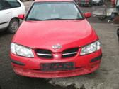 Nissan Almera dalimis. Nisan almera 01m. 2.2d,,dalimis,,kainos