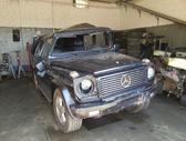 Mercedes-Benz G klasė dalimis. Www.autolauzynas.lt prekyba