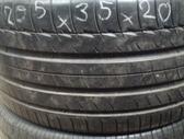 Michelin, vasarinės 295/35 R20