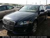 Audi A4 dalimis