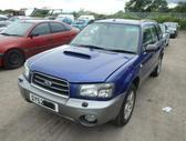 Subaru Forester. Naudotu ir nauju japonisku automobiliu ir