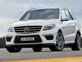 Mercedes-Benz ML klasė dalimis. !!!! naujos originalios dalys ...
