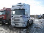 Scania, 124-420, vilkikai